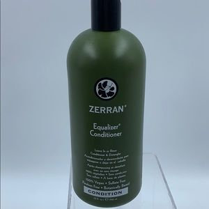 Zerran Equalizer Conditioner Leave In Rinse 1-32oz